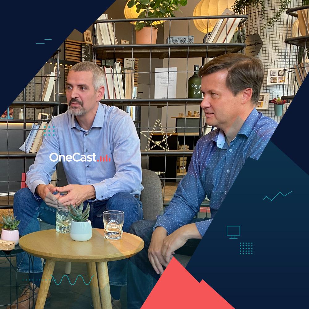 #5 OneCast Marketing: David Šmat a Roman Klement – Jak vyladit spolupráci mezi obchodem a marketingem?