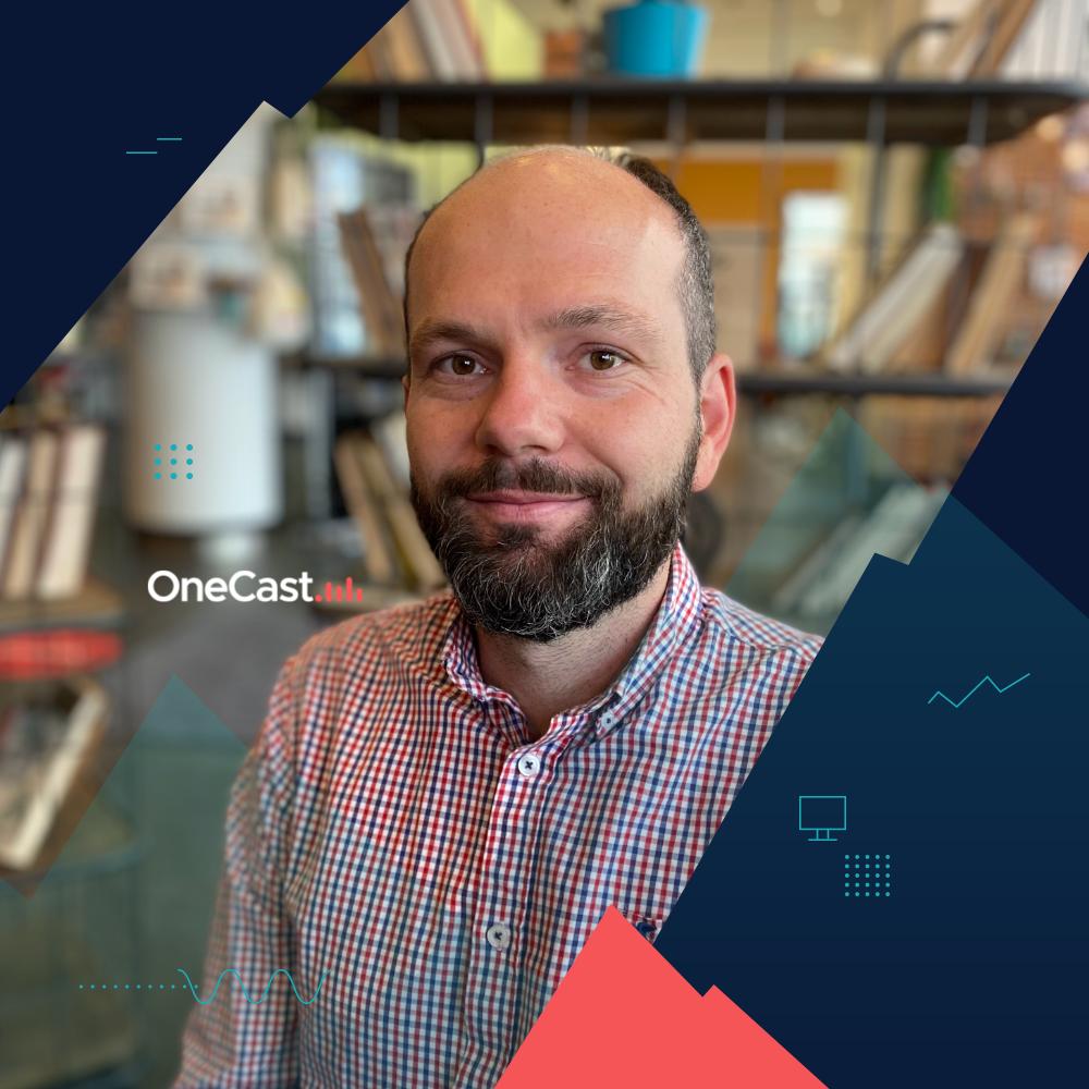 #6 OneCast Marketing: Petr Bechyně –  Jak na uživatelsky přívětivé webové stránky?