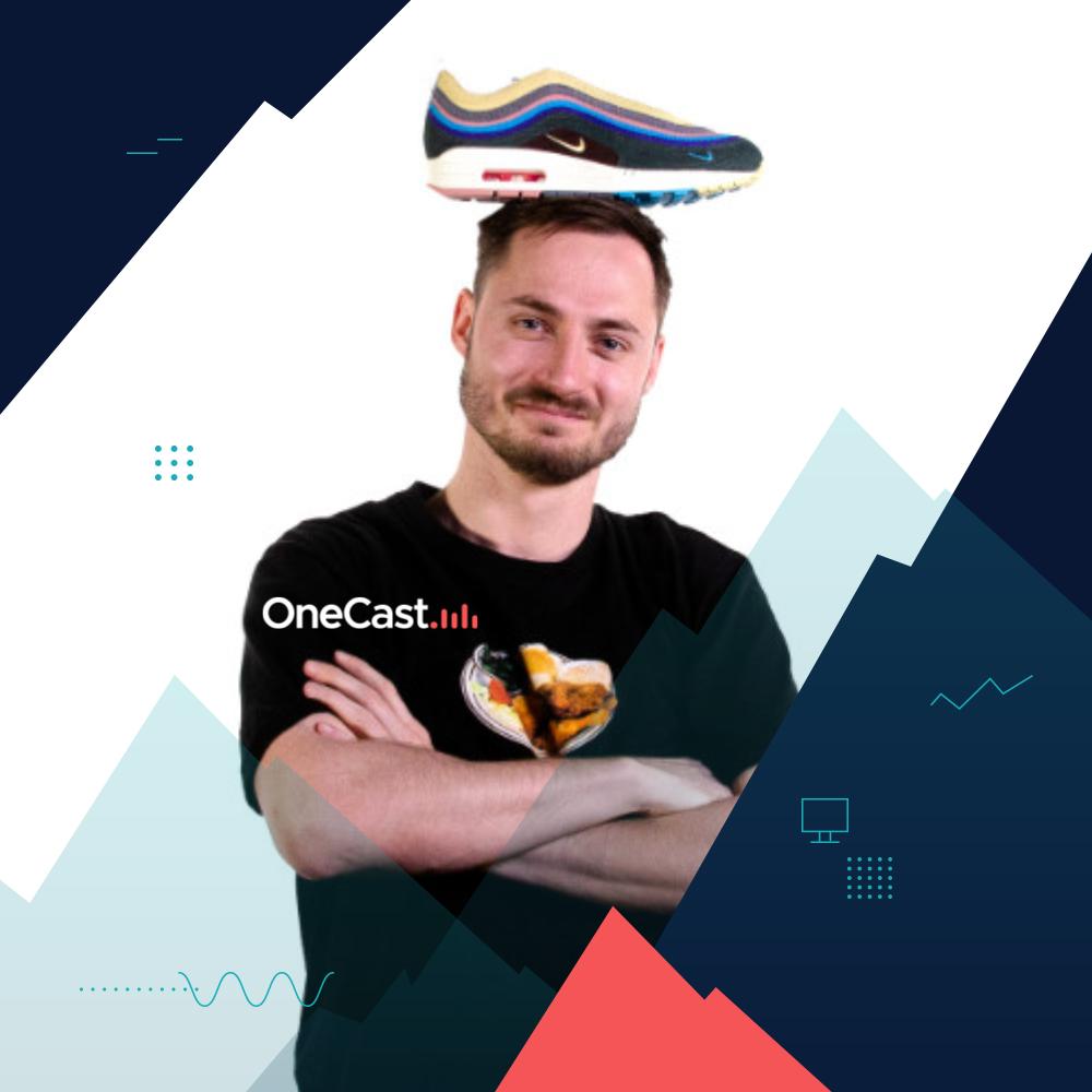 #8 OneCast Marketing: Martin Paukrt – Jak budovat značku na TikToku?